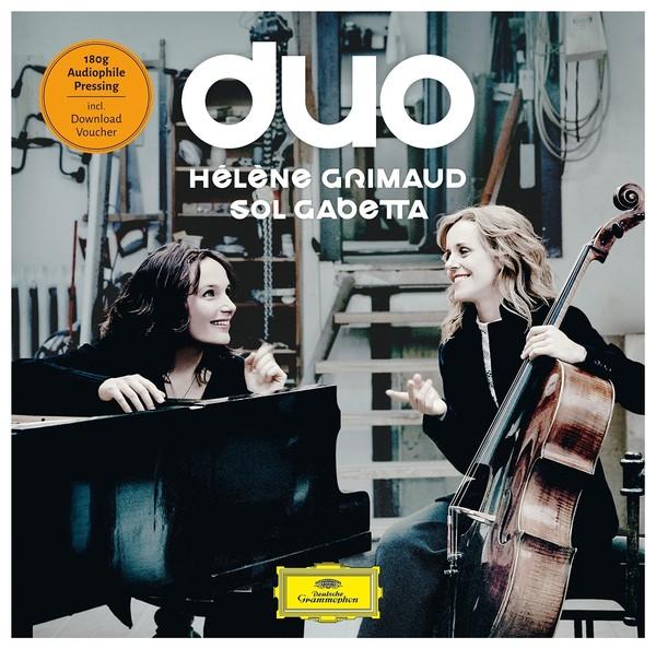 Viniluri VINIL Deutsche Grammophon (DG) Helene Grimaud, Sol Gabetta - DuoVINIL Deutsche Grammophon (DG) Helene Grimaud, Sol Gabetta - Duo