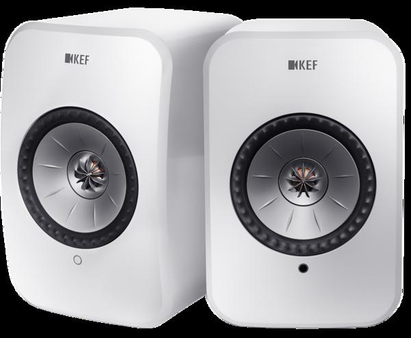 Boxe Amplificate Boxe active KEF LSX wireless streaming ResigilatBoxe active KEF LSX wireless streaming Resigilat