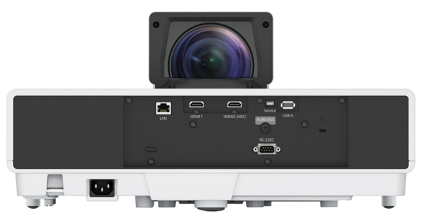 Videoproiectoare Videoproiector Epson EH-LS500W Alb, Android Edition, ultra short throwVideoproiector Epson EH-LS500W Alb, Android Edition, ultra short throw