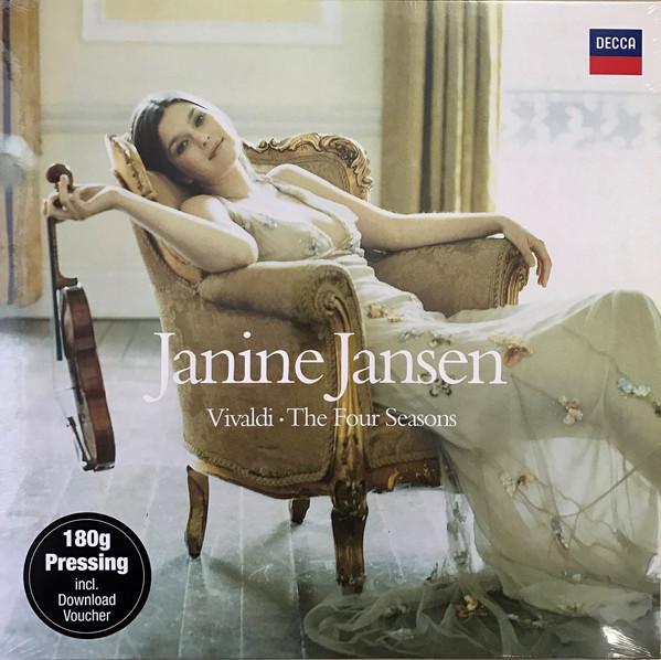 Muzica Decca Vivaldi - Four Seasons ( Janine Jansen )Decca Vivaldi - Four Seasons ( Janine Jansen )