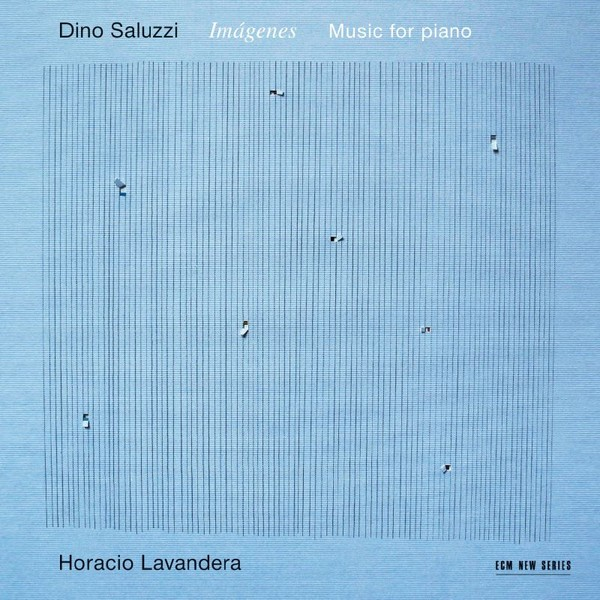 Muzica CD CD ECM Records Horacio Lavandera - Dino Saluzzi: Imagenes, Music For PianoCD ECM Records Horacio Lavandera - Dino Saluzzi: Imagenes, Music For Piano