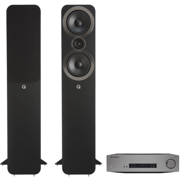 Pachete PROMO STEREO Pachet PROMO Q Acoustics 3050i + Cambridge Audio CXA61Pachet PROMO Q Acoustics 3050i + Cambridge Audio CXA61