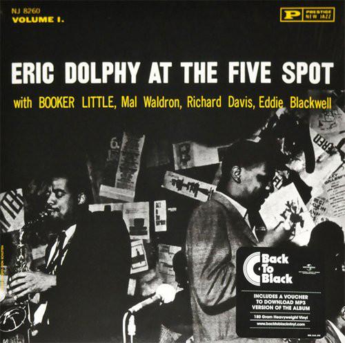Viniluri VINIL Universal Records Eric Dolphy - At The Five Spot, Volume 1VINIL Universal Records Eric Dolphy - At The Five Spot, Volume 1