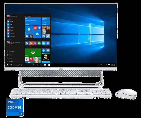 Sisteme Desktop Dell Inspiron 7700 AIO 27 FHD Touch, Intel I7-1165G7, 16GB, 512 GB SSD+1TB HDD, Geforce MX330Dell Inspiron 7700 AIO 27 FHD Touch, Intel I7-1165G7, 16GB, 512 GB SSD+1TB HDD, Geforce MX330