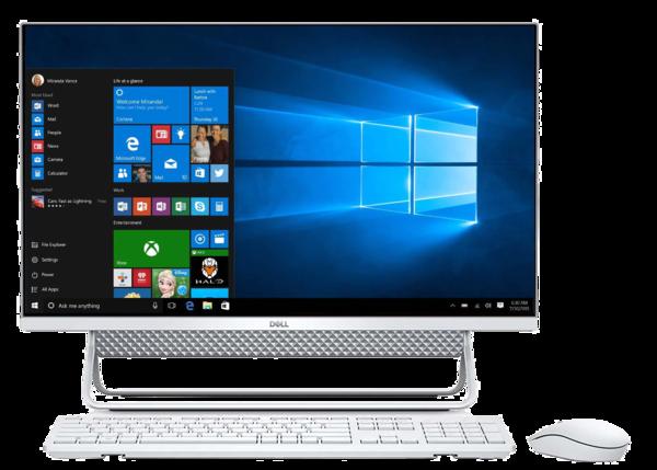 Sisteme Desktop Dell Inspiron 7700 AIO 27 FHD, Intel I5-1135G7, 512 GB SSD, GeForce MX330Dell Inspiron 7700 AIO 27 FHD, Intel I5-1135G7, 512 GB SSD, GeForce MX330