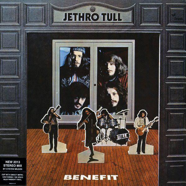 Viniluri VINIL Universal Records Jethro Tull - BenefitVINIL Universal Records Jethro Tull - Benefit