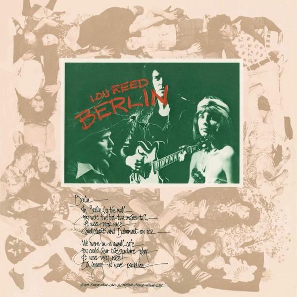 Viniluri VINIL Universal Records Lou Reed - BerlinVINIL Universal Records Lou Reed - Berlin