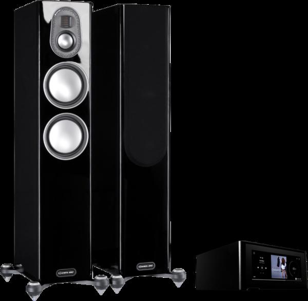 Pachete PROMO STEREO Pachet PROMO Monitor Audio Gold 200 (5G) + NAD M10Pachet PROMO Monitor Audio Gold 200 (5G) + NAD M10