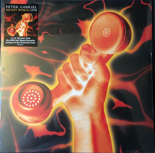Viniluri VINIL Universal Records Peter Gabriel - Secret World LiveVINIL Universal Records Peter Gabriel - Secret World Live