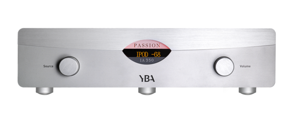 Amplificatoare integrate Amplificator YBA Passion Integrated Amplifier IA350Amplificator YBA Passion Integrated Amplifier IA350