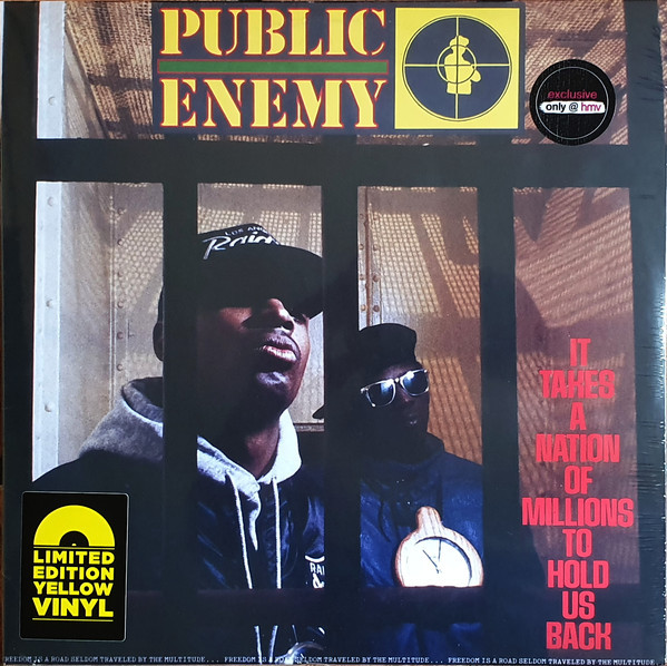 Viniluri VINIL Universal Records Public Enemy - It Takes A Nation Of Millions To Hold Us BackVINIL Universal Records Public Enemy - It Takes A Nation Of Millions To Hold Us Back