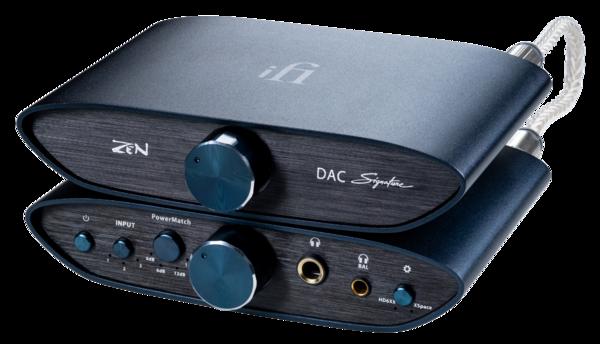 Amplificatoare casti Amplificator casti iFi Audio ZEN Signature SetAmplificator casti iFi Audio ZEN Signature Set