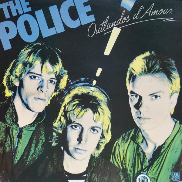 Viniluri VINIL Universal Records The Police - Outlandos D'AmourVINIL Universal Records The Police - Outlandos D'Amour