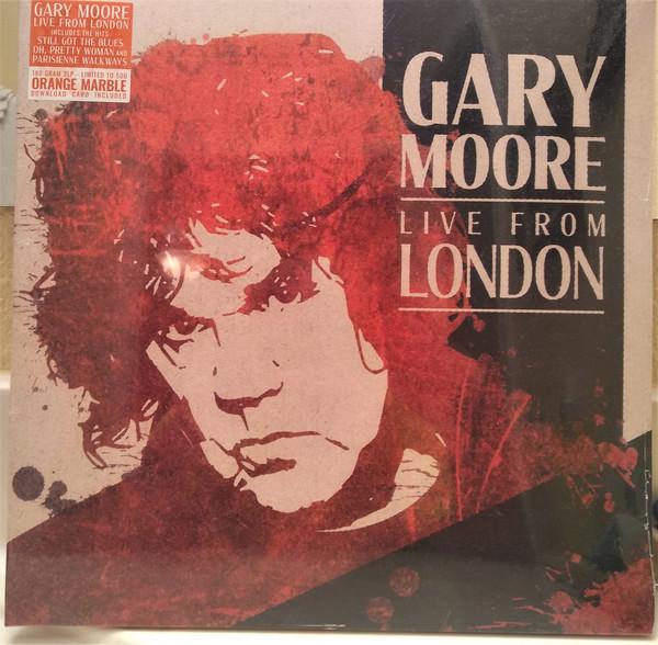 Viniluri VINIL Universal Records Gary Moore - Live From London (Coloured Vinyl)VINIL Universal Records Gary Moore - Live From London (Coloured Vinyl)