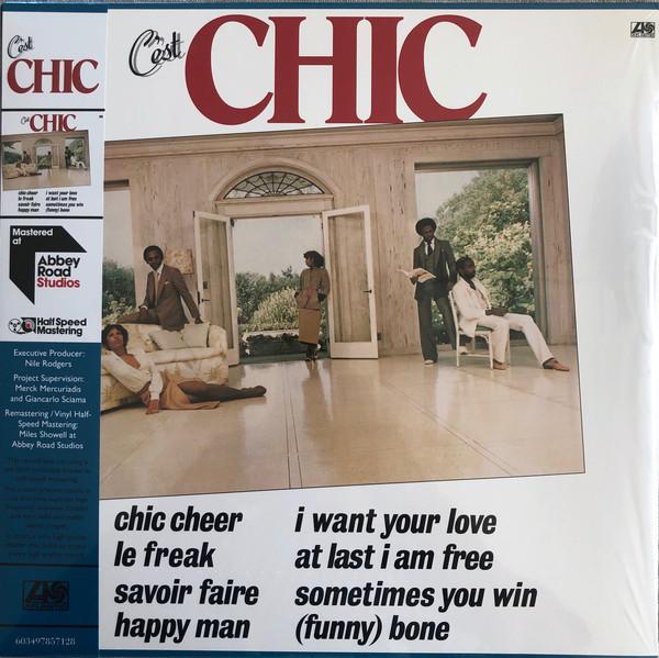 Viniluri VINIL Universal Records Chic - C est Chic (2018 Reissue)VINIL Universal Records Chic - C est Chic (2018 Reissue)