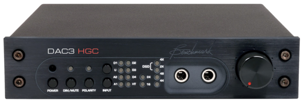 Amplificatoare casti DAC Benchmark DAC3 HGCDAC Benchmark DAC3 HGC