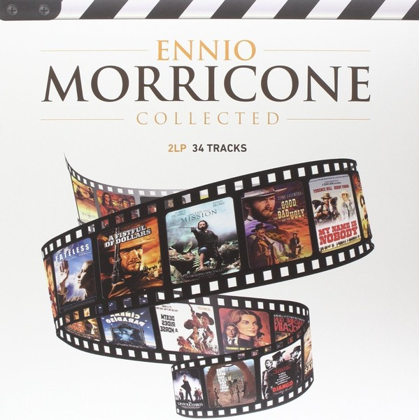 Viniluri VINIL Universal Records Ennio Morricone - CollectedVINIL Universal Records Ennio Morricone - Collected