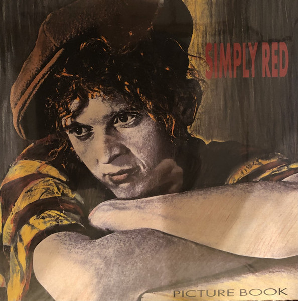 Viniluri VINIL Universal Records Simply Red - Picture BookVINIL Universal Records Simply Red - Picture Book