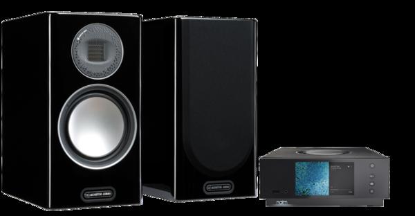 Pachete PROMO STEREO Pachet PROMO Monitor Audio Gold 100 (5G) + Naim Uiniti AtomPachet PROMO Monitor Audio Gold 100 (5G) + Naim Uiniti Atom
