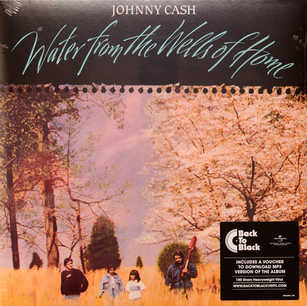 Viniluri VINIL Universal Records Johnny Cash - Water From The Wells Of HomeVINIL Universal Records Johnny Cash - Water From The Wells Of Home