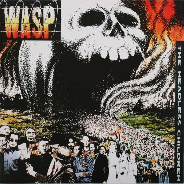 Viniluri VINIL Universal Records WASP - The Headless ChildrenVINIL Universal Records WASP - The Headless Children