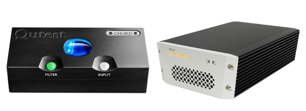 Streamer DAC Chord Electronics Qutest + SOtM sMS-200 NeoDAC Chord Electronics Qutest + SOtM sMS-200 Neo