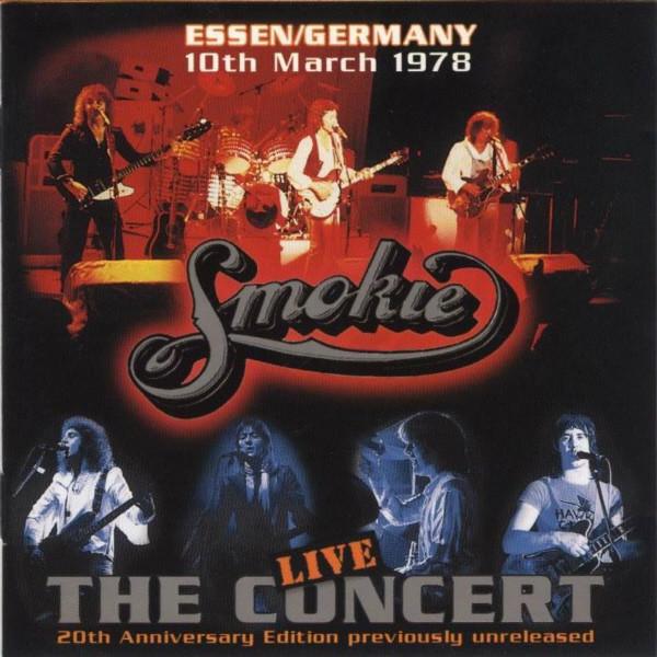 Viniluri VINIL Universal Records Smokie - The Concert  (Live in Essen 1978)VINIL Universal Records Smokie - The Concert  (Live in Essen 1978)