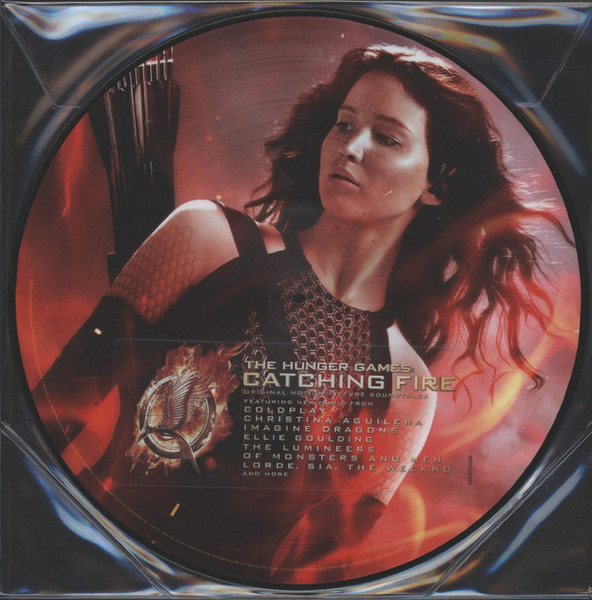 Viniluri VINIL Universal Records Various ‎Artists - The Hunger Games: Catching Fire (Original Motion Picture Soundtrack)VINIL Universal Records Various ‎Artists - The Hunger Games: Catching Fire (Original Motion Picture Soundtrack)
