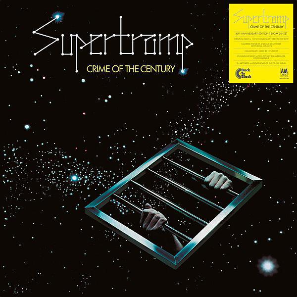 Viniluri VINIL Universal Records Supertramp - Crime Of The CenturyVINIL Universal Records Supertramp - Crime Of The Century
