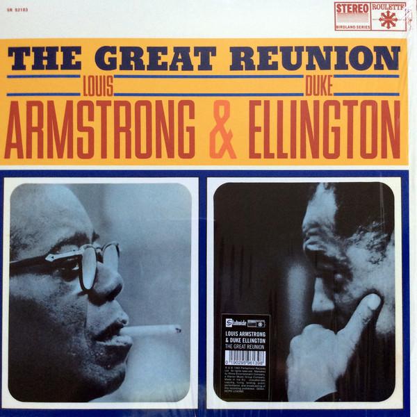 Viniluri VINIL Universal Records Louis Armstrong / Duke Ellington - The Great ReunionVINIL Universal Records Louis Armstrong / Duke Ellington - The Great Reunion