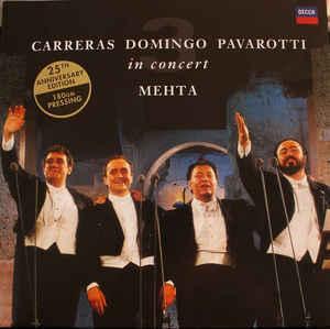 Viniluri VINIL Decca The Three Tenors 25th AnniversaryVINIL Decca The Three Tenors 25th Anniversary