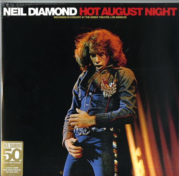 Viniluri VINIL Universal Records Neil Diamond - Hot AugustVINIL Universal Records Neil Diamond - Hot August