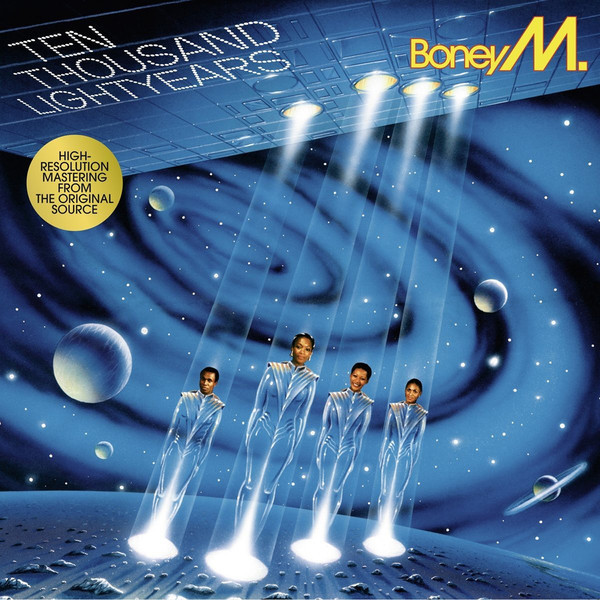 Viniluri VINIL Universal Records Boney M. - 10.000 LightyearsVINIL Universal Records Boney M. - 10.000 Lightyears
