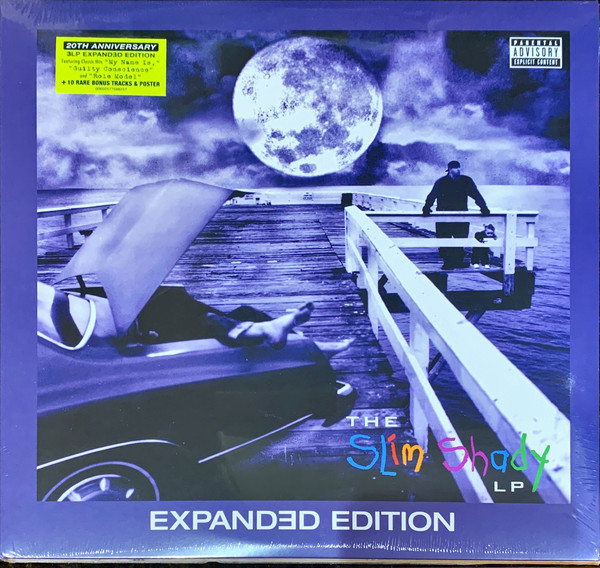 Viniluri VINIL Universal Records EMINEM - The Slim Shady 3LP - Expanded EditionVINIL Universal Records EMINEM - The Slim Shady 3LP - Expanded Edition
