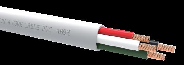 Cabluri audio Cablu QED QX16/4 PVC WhiteCablu QED QX16/4 PVC White