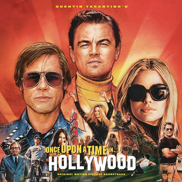 Viniluri VINIL Universal Records Various Artists - Once Upon A Time In Hollywood (Original Motion Picture Soundtrack)VINIL Universal Records Various Artists - Once Upon A Time In Hollywood (Original Motion Picture Soundtrack)