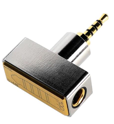 Accesorii CASTI DD HiFi DJ44B adaptor 4.4mm female la 2.5mm maleDD HiFi DJ44B adaptor 4.4mm female la 2.5mm male