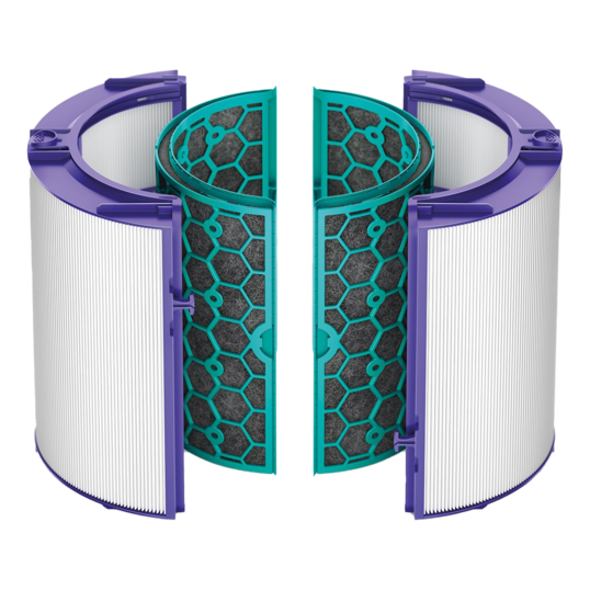 Accesorii electrocasnice  Filtru Glass Hepa & Inner Carbon Filter Retail pentru purificatoarele  TP04, HP04, DP04 Filtru Glass Hepa & Inner Carbon Filter Retail pentru purificatoarele  TP04, HP04, DP04