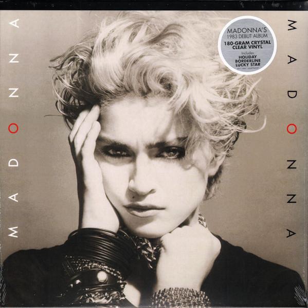 Viniluri VINIL Universal Records Madonna - Madonna (Clear Vinyl Edition)VINIL Universal Records Madonna - Madonna (Clear Vinyl Edition)