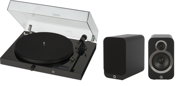Pachete PROMO STEREO Pachet PROMO ProJect Juke Box E + Q Acoustics 3020iPachet PROMO ProJect Juke Box E + Q Acoustics 3020i