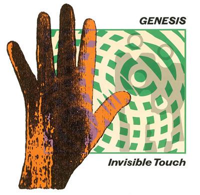 Viniluri VINIL Universal Records Genesis - Invisible TouchVINIL Universal Records Genesis - Invisible Touch
