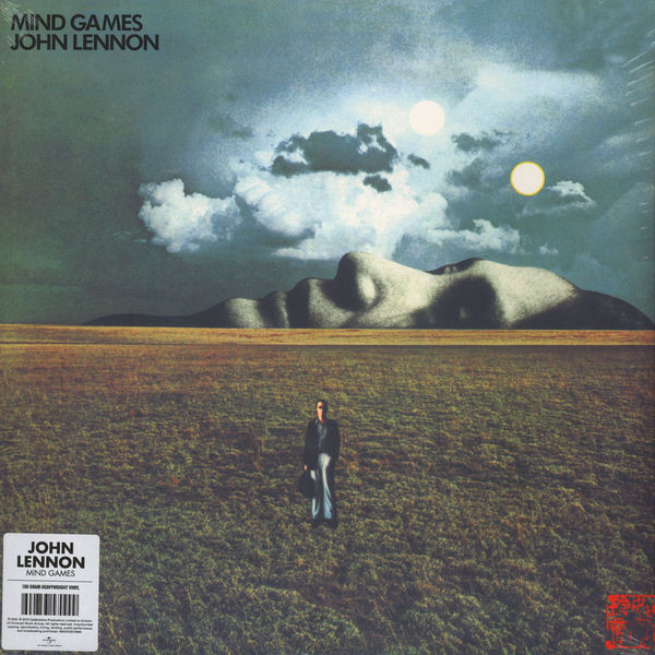 Viniluri VINIL Universal Records John Lennon Mind GamesVINIL Universal Records John Lennon Mind Games