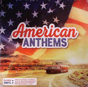 Viniluri VINIL Universal Records Various Artists - American AnthemsVINIL Universal Records Various Artists - American Anthems