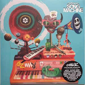 Viniluri VINIL Universal Records Gorillaz - Song Machine Season OneVINIL Universal Records Gorillaz - Song Machine Season One