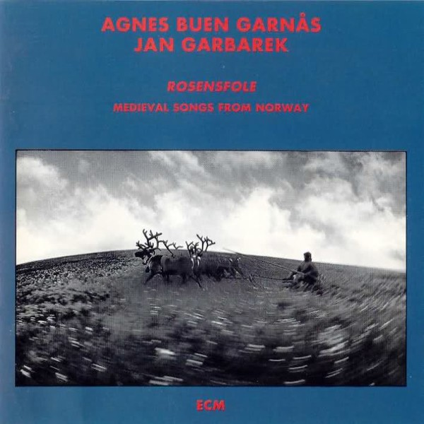 Muzica CD CD ECM Records Agnes Buen Garnas, Jan Garbarek: RosensfoleCD ECM Records Agnes Buen Garnas, Jan Garbarek: Rosensfole
