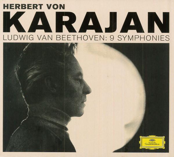 DVD & Bluray BLURAY Deutsche Grammophon (DG) Beethoven - 9 Symphonien ( Karajan, Berliner )  BluRay AudioBLURAY Deutsche Grammophon (DG) Beethoven - 9 Symphonien ( Karajan, Berliner )  BluRay Audio