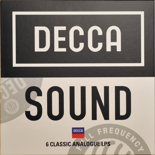 Viniluri VINIL Universal Records Various Artists - Decca Sound - 6 Classic Analogue LPsVINIL Universal Records Various Artists - Decca Sound - 6 Classic Analogue LPs