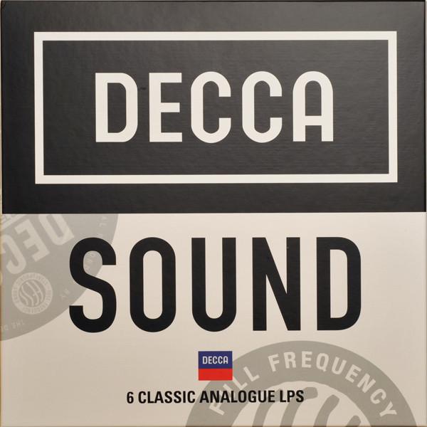 Muzica VINIL Universal Records Various Artists - Decca Sound - 6 Classic Analogue LPsVINIL Universal Records Various Artists - Decca Sound - 6 Classic Analogue LPs