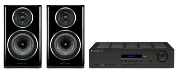 Pachete PROMO STEREO Pachet PROMO Wharfedale Diamond 11.2 + Cambridge Audio Topaz SR20Pachet PROMO Wharfedale Diamond 11.2 + Cambridge Audio Topaz SR20