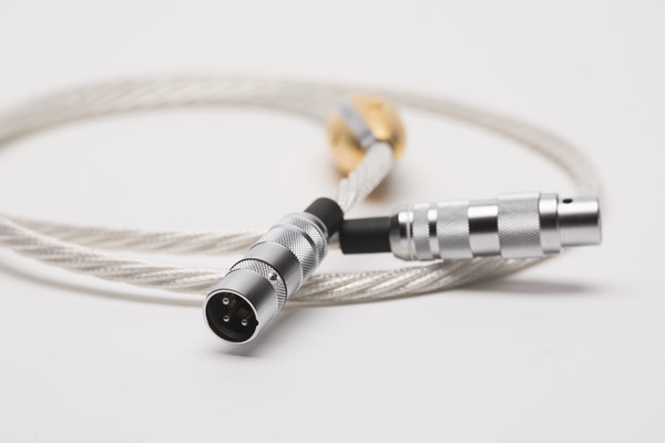 Cabluri audio Cablu Crystal Cable CrystalConnect ULTIMATE Dream XLR 1mCablu Crystal Cable CrystalConnect ULTIMATE Dream XLR 1m